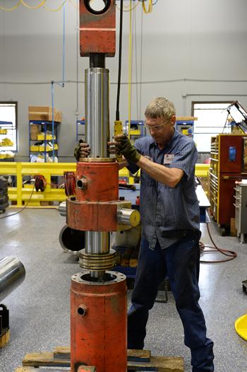 Hannon Hydraulic Cylinders