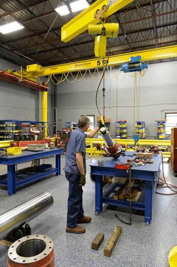 Hannon Hydraulics Repairs